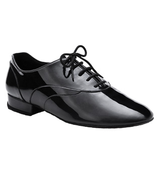 "Men's Patent ""Tony Smooth"" Standard/Smooth Ballroom Shoe - Style No BR1000P"