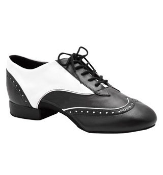 "Men's Specator ""Travis"" Smooth Ballroom Shoe - Style No BR1002"