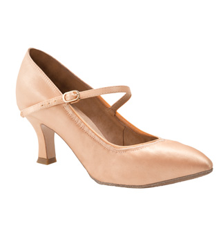 "Ladies ""Alyssa"" 2"" Standard Ballroom Shoe - Style No BR302"