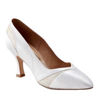 "Ladies ""Alexa"" 2.5"" Standard Ballroom Shoe - Style No BR309"