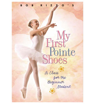 My First Pointe Shoes DVD - Style No BR40DVD