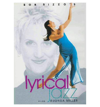 Lyrical Jazz DVD - Style No BR43DVD