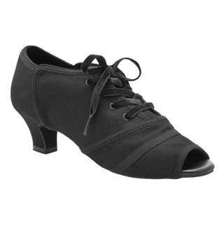 "Ladies ""Jayne"" 1.5"" Practice Ballroom Shoe - Style No BR901"