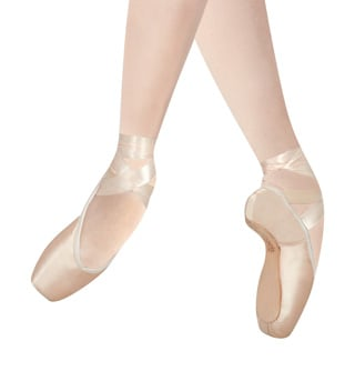 Adult Studio Pointe Shoes #5.5 Shank - Style No C1121