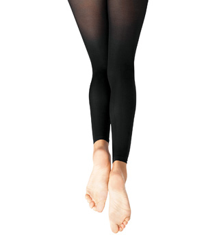 Adult Ultra Soft Footless Tights - Style No C1817