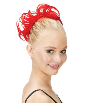 Neon Hair Scrunchies - Style No C28305