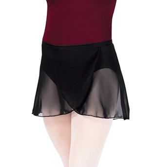 Adult Chiffon Wrap Skirt - Style No CC130