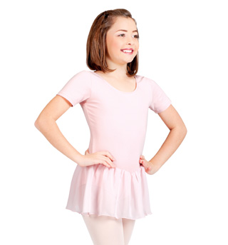 Girls Short Sleeve Dress - Style No CL5342