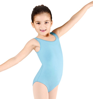 Girls Essential Tank Leotard - Style No CL5605