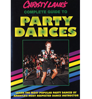 Christy Lane's Complete Guide to Party Dancing DVD - Style No CLCL115DVD