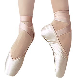 Celesta Pointe Shoe - Style No CNx