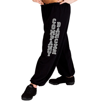 Sweatpants with Rhinestones - Style No CO208x