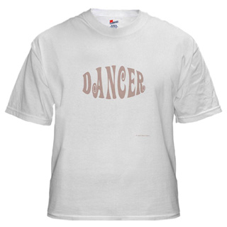 Men Dancer T-Shirt - Style No CP193