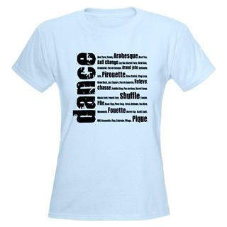 Women Dance T-Shirt - Style No CP723