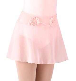 Girls Tulle Pull-On Skirt - Style No CR7821