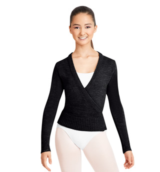 Adult Classic Knit Wrap Sweater - Style No CS301