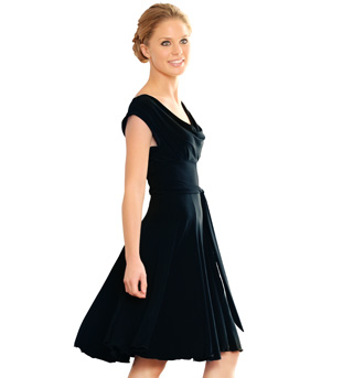 Cowl Neck Dress - Style No D11