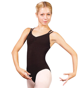 Belize Women's Camisole Leotard - Style No D1512C