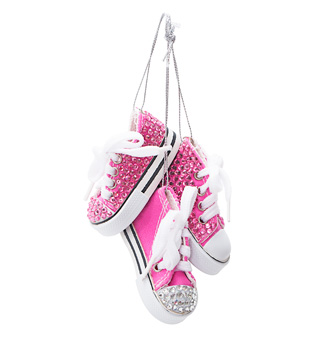 Bling Mini Sneaker Ornament - Style No D1562