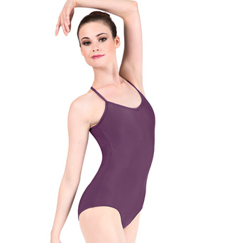 Adult Adjustable Strap Camisole Leotard - Style No D5100