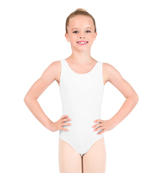 Child Tank Leotard - Style No D5101C