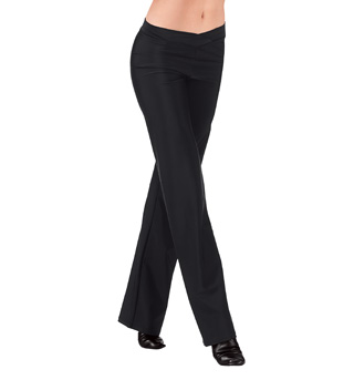 Adult V-Front Jazz Pants - Style No D5107
