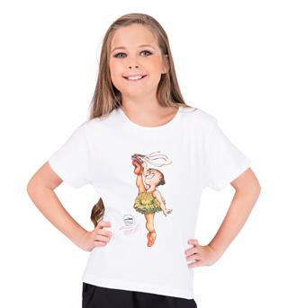 Esmeralda Girls T-Shirt - Style No DD10155