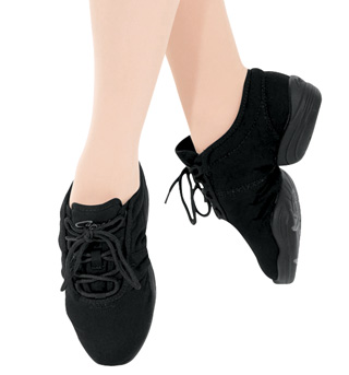 Adult Canvas Dance Sneaker - Style No DS03