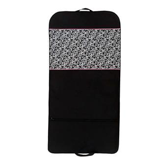 Damask Pattern Garment Bag - Style No DSK04B