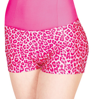 Adult Dance Shorts - Style No FD070