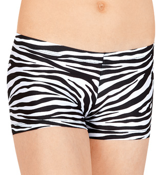 Child Dance Shorts - Style No FD070C