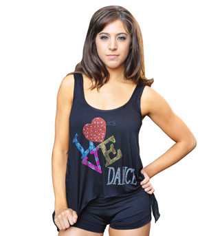 Adult Lace Tank Top - Style No FD101