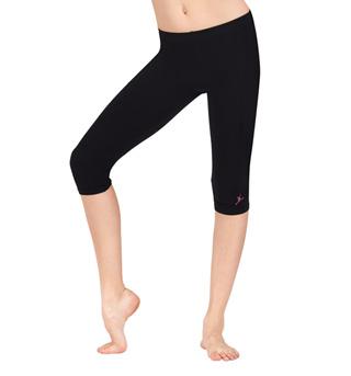 Child Future Star Capri Leggings - Style No FS2167C