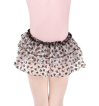 Girls 3-Tier Tutu Skirt - Style No FS7046C
