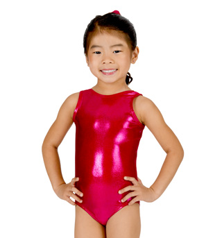 Child Basic Tank Leotard - Style No G500C