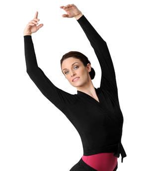 Silk Wrap Sweater - Style No GM200
