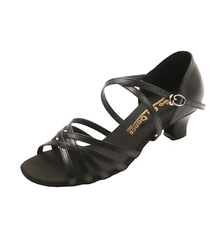 Ladies Latin/Rhythm Ballroom Shoe - Style No GO725