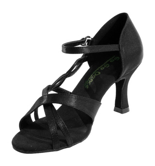 Ladies Latin/Rhythm Ballroom Shoe - Style No GO969