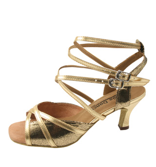 Ladies Latin/Rhythm Ballroom Shoe - Style No GO976