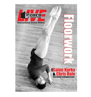 Broadway Dance Center: Floorwork DVD - Style No GUPBAY069