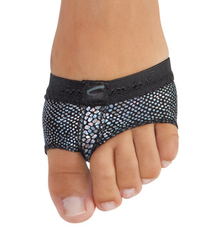 Adult Hologram Footundeez Lyrical Half Sole - Style No H07SS