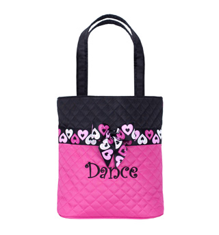 Hearts Tote - Style No HRT01