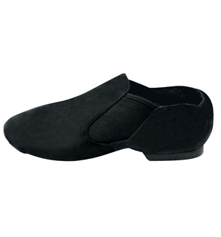 Adult Stretch Canvas Jazz Shoe - Style No JS10