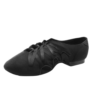Adult Jazz Dream Lace Up Jazz Shoe - Style No JS45