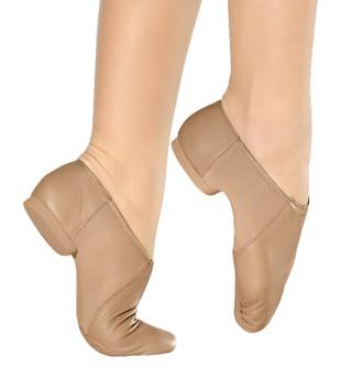 Adult Split Sole Slip On Jazz Shoes - Style No JZ45