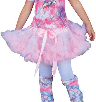 Child Pink Petticoat Tutu - Style No K5029