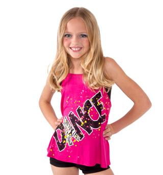 Girls Pink Camisole