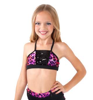 Girls Racerback Camisole Bra Top - Style No K5138
