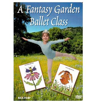 A Fantasy Garden Ballet Class DVD - Style No KUD1338