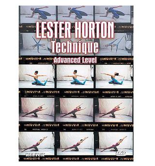 Lester Horton Technique - Advanced Level DVD - Style No KUD2824